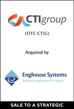 CTI Group acquired by Enghouse Systems