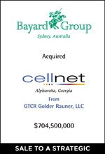 Bayard Group Completes Cellnet Acquisition