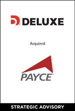 Deluxe Corp. acquired Payce, Inc.