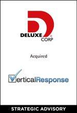 Deluxe Corp. acquired VerticalResponse