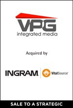 VPG Acquired By Ingram's Vital Source