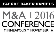 2016 M&A Conference in Minneapolis